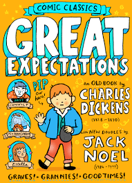 Bookwagon Comic Classics Great Expectations