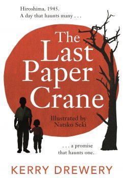 The Last Paper Crane cover