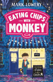Bookwagon (C) Eating Chips with Monkey