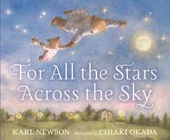 Bookwagon For All the Stars Across the Sky