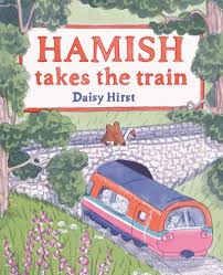 Bookwagon Hamish Takes the Train