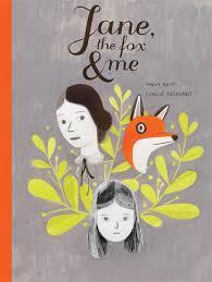 Bookwagon Jane, the Fox & Me