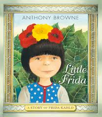 Bookwagon Little Frida