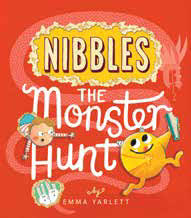 Bookwagon Nibbles the Monster Hunt