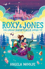 Bookwagon Roxy & Jones The Great Fairytale Cover-Up