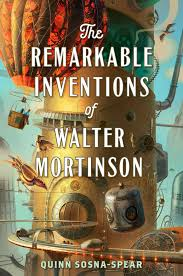 Bookwagon The Remarkable Inventions of Walter Mortinson