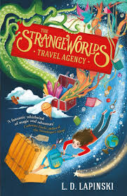 Bookwagon The Strangeworlds Travel Agency