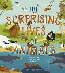 Bookwagon The Surprising Lives of Animals