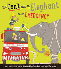Bookwagon You Can't Call an Elephant in an Emergency