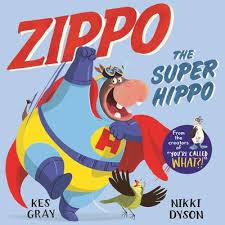 Bookwagon Zippo the Super Hippo