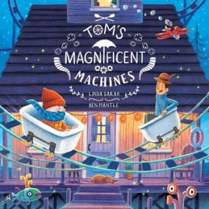 Tom's Magnificent Machines cover