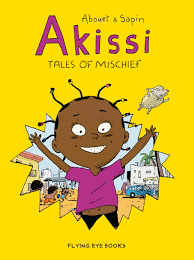 Bookwagon Akissi Tales of Mischief
