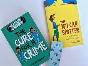The Cure for a Crime and The No-1 Car Spotter (C) Bookwagon
