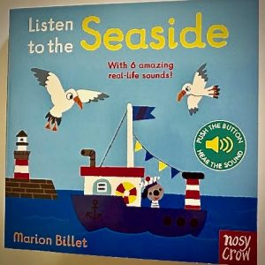 Listen to the Seaside (C) Bookwagon