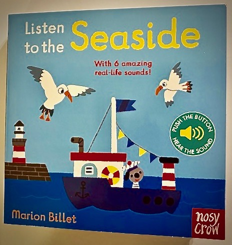 Listen to the Seaside (C) Bookwagon