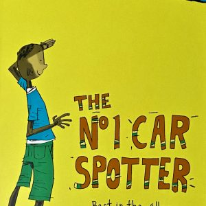 The No.1 Car Spotter Bookwagon