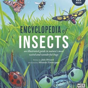 Encyclopedia of Insects cover