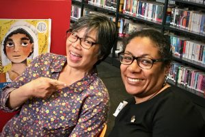 Bookwagon (C) Candy Gourlay and Patrice Lawrence