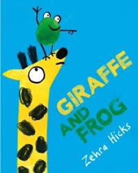 Bookwagon Giraffe and Frog