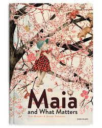 Bookwagon Maia and What Matters