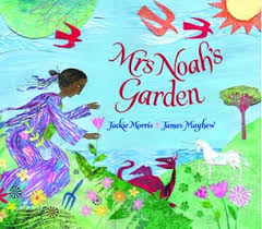 Bookwagon Mrs Noah's Garden