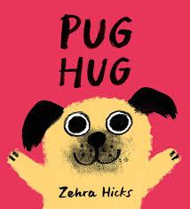 Bookwagon Pug Hug