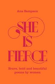 Bookwagon She is Fierce