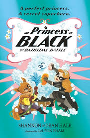 Bookwagon The Princess in Black and the Bathtime Battle