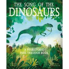 Bookwagon The Song of the Dinosaurs