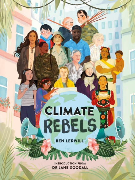 Climate Rebels cover