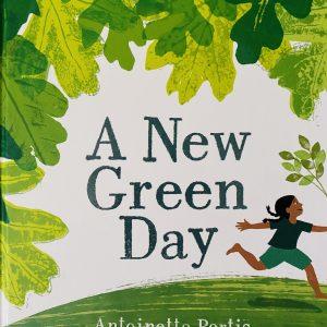 Bookwagon A New Green Day