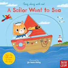 Bookwagon A Sailor Went to Sea