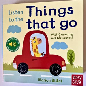 Listen to The Things that Go Bookwagon extract