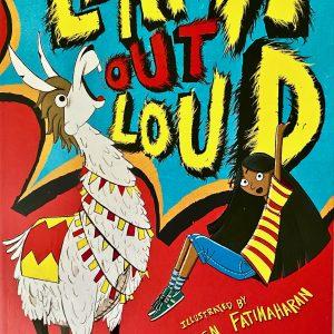 Llama Out Loud Bookwagon