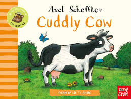 Bookwagon Cuddly Cow