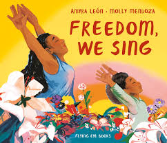 Bookwagon Freedom, We Sing