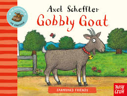 Bookwagon Gobbly Goat