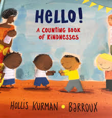 Bookwagon Hello! A Counting Book of Kindnesses