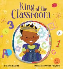 Bookwagon King of the Classroom