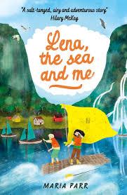 Bookwagon Lena, the Sea and Me