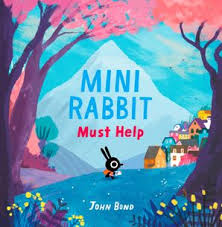 Bookwagon Mini Rabbit Must Help