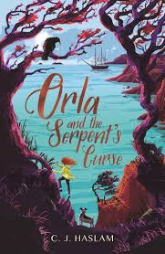 Bookwagon Orla and the Serpent's Curse