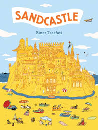 Bookwagon Sandcastle