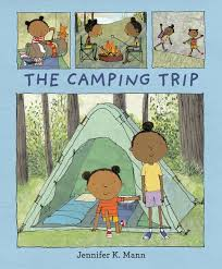 Bookwagon The Camping Trip