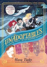 Bookwagon The Unadoptables