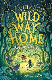 Bookwagon The Wild Way Home