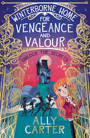 Bookwagon Winterborne Home for Vengeance and Valour