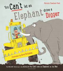 Bookwagon You Can't Let an Elephant Drive a Digger