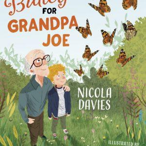 Butterflies for Grandpa Joe cover