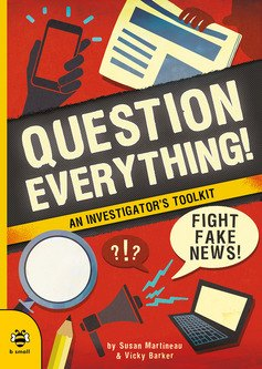Question Everything cover